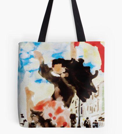 Dancing in Sevilla  Tote Bag