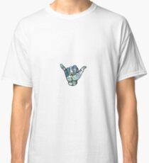 Tropischer Hang lose Classic T-Shirt