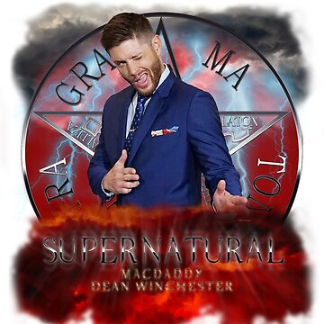 Supernatural MacDaddy Dean Winchester by ratherkool