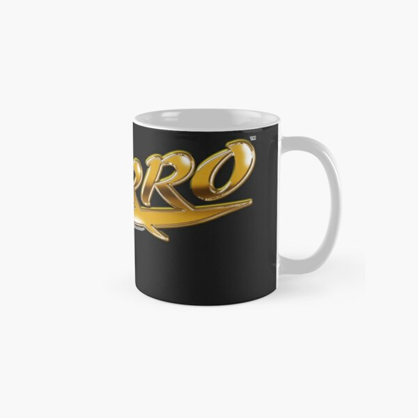 Zorro™ Chrome Logo1 Classic Mug