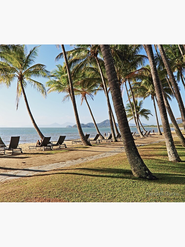 Idyllic relaxing tropical winter seaside holiday image by inntron