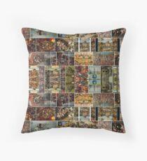 Hieronymus Bosch, #Hieronymus, #Bosch, #HieronymusBosch Throw Pillow