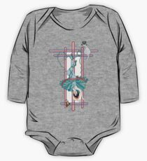 Tarot Hanged Woman One Piece - Long Sleeve