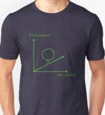 Life quality Unisex T-Shirt