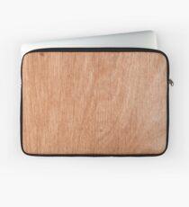 Abstrakte braune rustikale hölzerne Pastellbeschaffenheit Laptoptasche