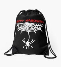Halloween Spider (w) Drawstring Bag
