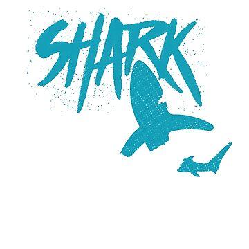 Shark This Week Funny T Shirt by HozDes