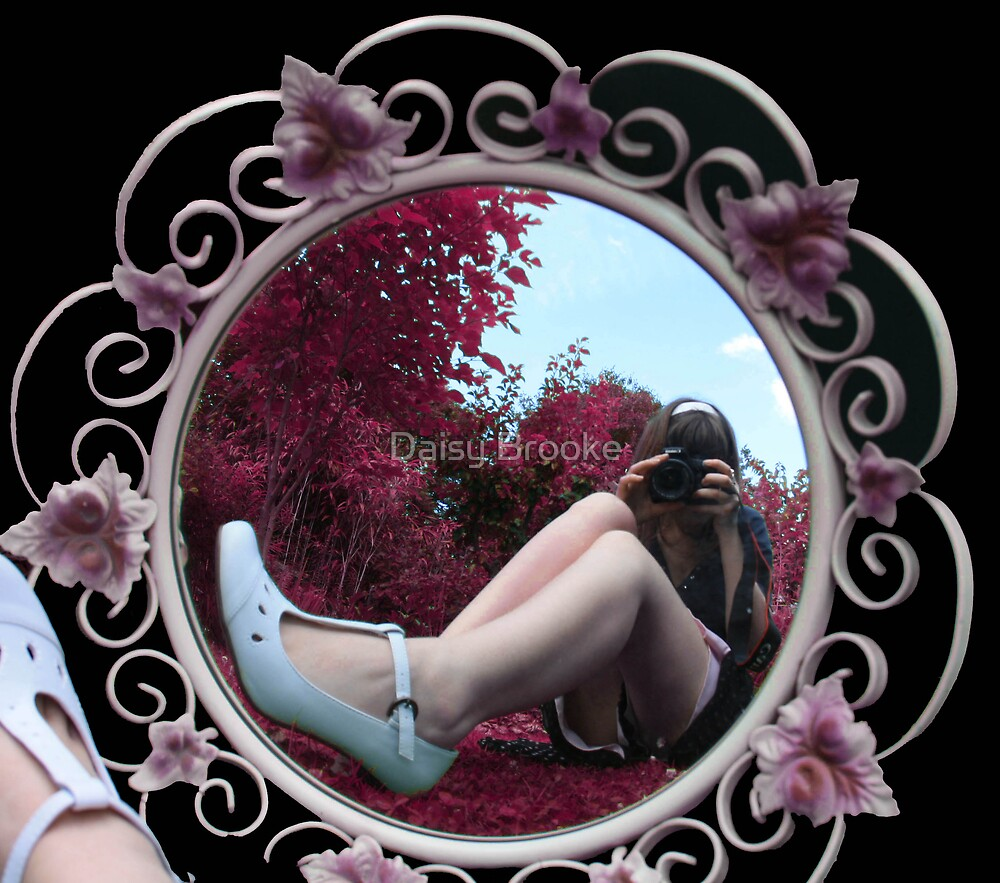 through the looking glass by Daisy Brooke