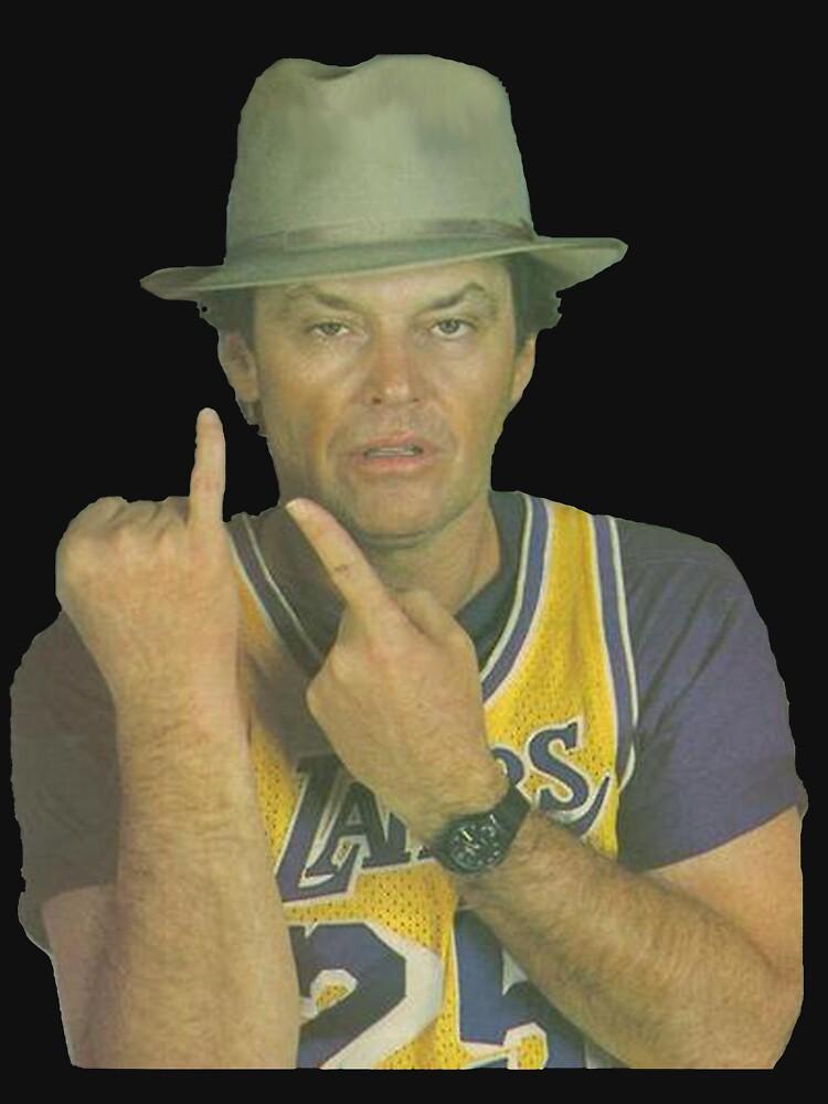 Jack Nicholson is a badass. | V-Neck