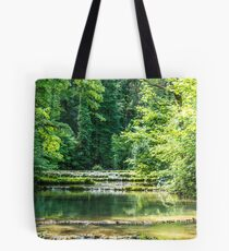 Silence et contemplation Tote bag