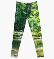 Silence et contemplation Leggings