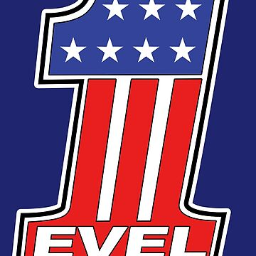 Evel Knievel Shirt by TheScrambler