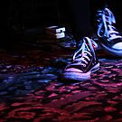 Rock Shoes by Shannon Barker