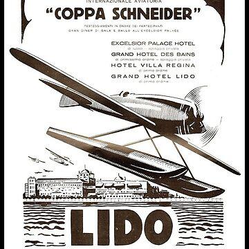 Coppa Schneider Venezia 25 settembre 1927 Italia Aviazione aereo by Channelitaly