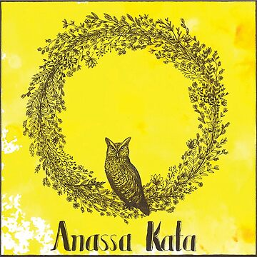 Anassa Kata Owl  by Mother-of-Psych