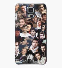 David Tennant Collage Hülle & Klebefolie für Samsung Galaxy