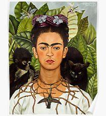 Frida Kahlo Posters Redbubble