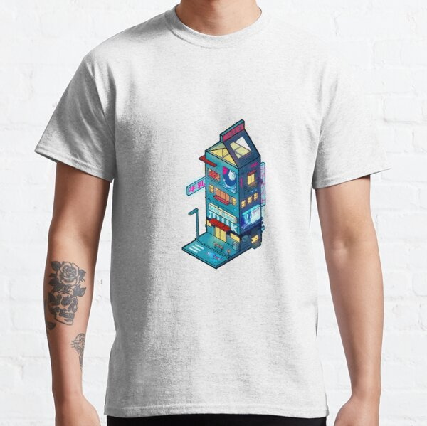 Cyberpunk Milk Classic T-Shirt