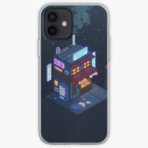 Cyberpunk Juusu iPhone Soft Case
