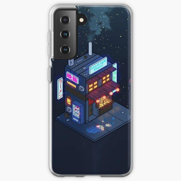 Cyberpunk Juusu Samsung Galaxy Soft Case