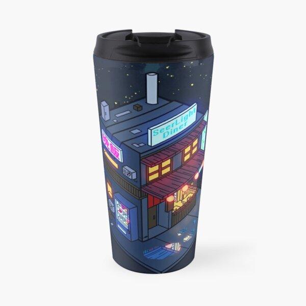 Cyberpunk Juusu Travel Mug