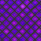 Purple Tile by Etakeh