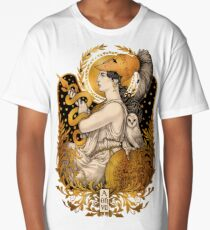 PALLAS ATHENA Long T-Shirt