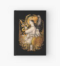 PALLAS ATHENA Hardcover Journal