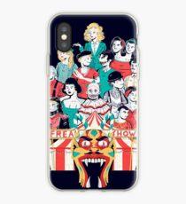 American Horror Story Freak Show iPhone Case