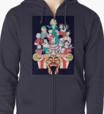 American Horror Story Freak Show Zipped Hoodie