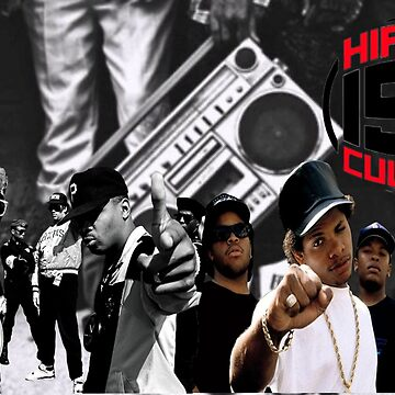 Hip Hop Is A Culture 2 by NorthernSoulz