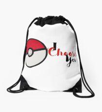 I choose you! - Pokemon Drawstring Bag