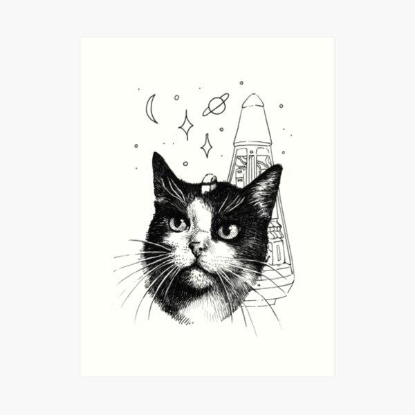Felicette Art Print