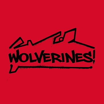 Wolverines! - Inspired by Red Dawn by WonkyRobot