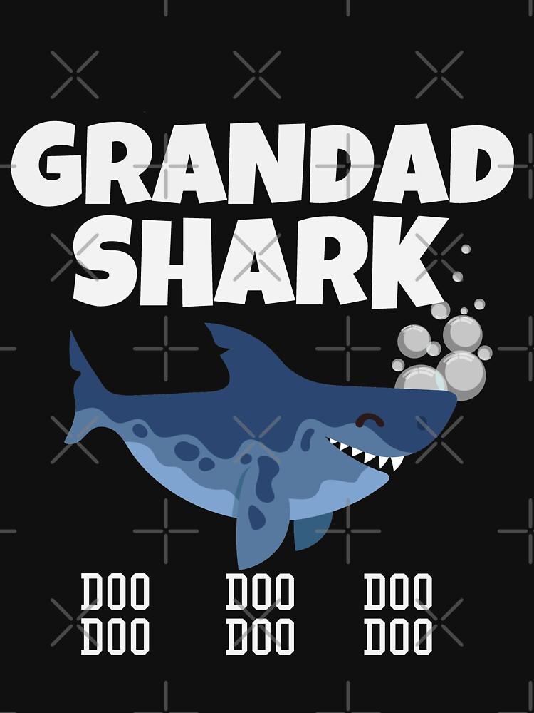 Opa-Haifisch-T-Shirt von midonet