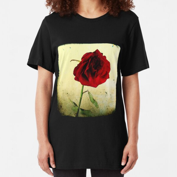 Lancashire Rose Flower English County North Boys Unisex Kids Child T Shirt