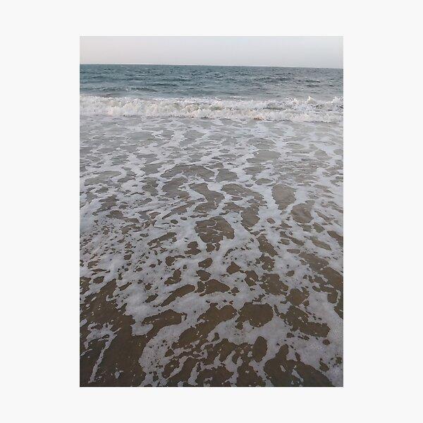 Coney Island Beach, #Coney, #Island, #Beach, #ConeyIsland, #ConeyIslandBeach, #beachSwimming, #swimming Photographic Print