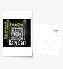 PrisonArtWare.com proudly presents the literary work of Gary Carr Postcards