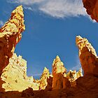 The Hoodoos of the Navajo Trail by Alex Cassels