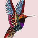 Exotic bird Colibri by juancarlos55
