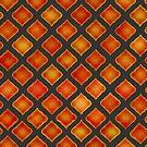 Orange Tile by Etakeh