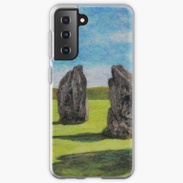 Avebury 5 Stones Samsung Galaxy Soft Case