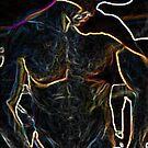 Neon Cowboy by © Ben Torres Photography.com