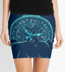 Northern Lights Mini Skirt