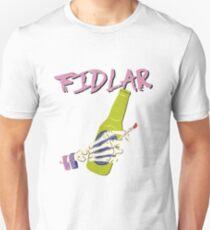 Fidlar Beer and Tobacco Slim Fit T-Shirt