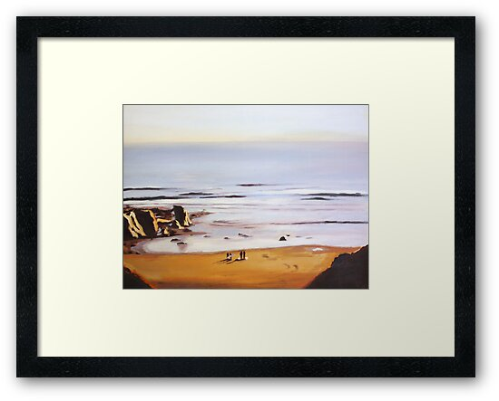West Dale Framed Print