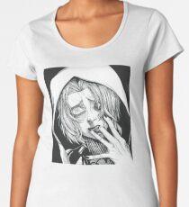 Camiseta premium para mujer Piña
