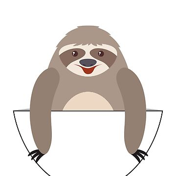 Sloth bag by PMPTV