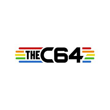 Official THEC64 Branded Accessories  by RetroTrader