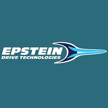 EPSTEIN DRIVE TECHNOLOGIES  by karmadesigner